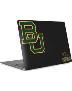 Baylor Bears BU Apple MacBook Air Skin