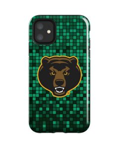 Baylor Bears Checkered iPhone 11 Impact Case