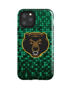 Baylor Bears Checkered iPhone 11 Pro Impact Case