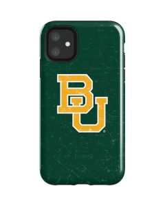Baylor Bears Distressed iPhone 11 Impact Case