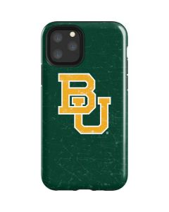 Baylor Bears Distressed iPhone 11 Pro Impact Case