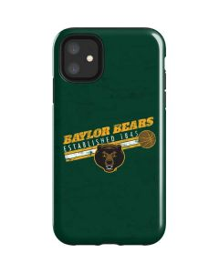 Baylor Bears Est 1845 iPhone 11 Impact Case