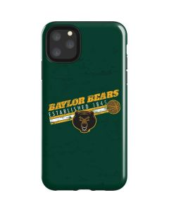 Baylor Bears Est 1845 iPhone 11 Pro Max Impact Case