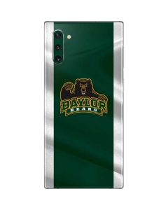 Baylor Bears Jersey Galaxy Note 10 Skin