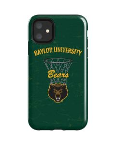 Baylor Bears Net iPhone 11 Impact Case