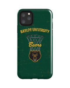 Baylor Bears Net iPhone 11 Pro Max Impact Case