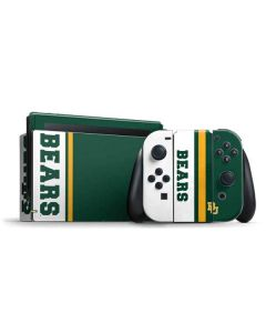 Baylor Bears Nintendo Switch Bundle Skin