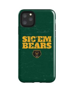 Baylor Bears Sic Em iPhone 11 Pro Max Impact Case