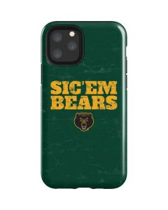 Baylor Bears Sic Em iPhone 11 Pro Impact Case