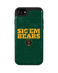 Baylor Bears Sic Em iPhone SE Wallet Case