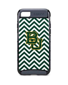 Baylor Chevron Print iPhone 8 Cargo Case
