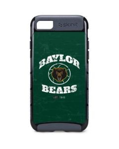 Baylor Faded Basketball iPhone 7 Cargo Case