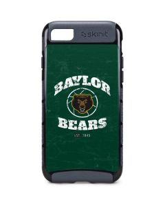 Baylor Faded Basketball iPhone 8 Cargo Case