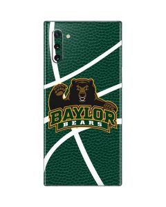 Baylor Green Basketball Galaxy Note 10 Skin