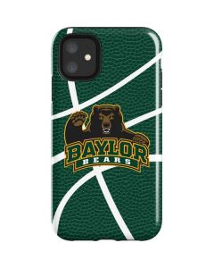 Baylor Green Basketball iPhone 11 Impact Case