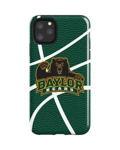 Baylor Green Basketball iPhone 11 Pro Max Impact Case