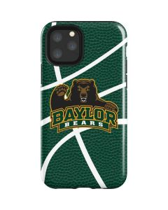 Baylor Green Basketball iPhone 11 Pro Impact Case