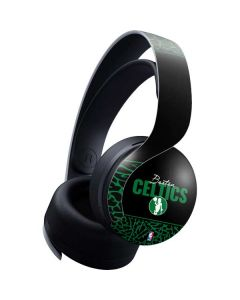 Boston Celtics Elephant Print PULSE 3D Wireless Headset for PS5 Skin