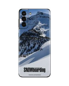 TransWorld SNOWboarding Galaxy S21 Plus 5G Skin