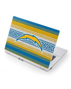 Los Angeles Chargers Trailblazer Acer Chromebook Skin