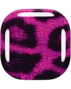 Pink Leopard Spots Galaxy Buds Live Skin