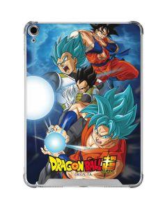 Goku Vegeta Super Ball iPad Air 10.9in (2020) Clear Case