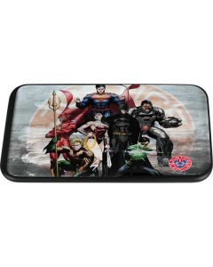 Justice League Heros Wireless Charger Duo Skin
