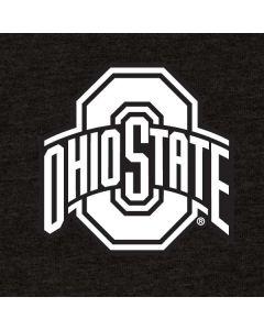 OSU Ohio State Black Moto G8 Plus Clear Case