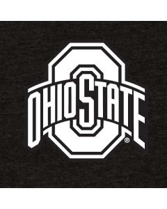 OSU Ohio State Black Moto G8 Power Clear Case
