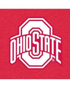 OSU Ohio State Buckeyes Red Logo Moto G8 Plus Clear Case