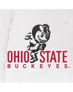 OSU Ohio State Buckeyes Light Grey iPad Charger (10W USB) Skin