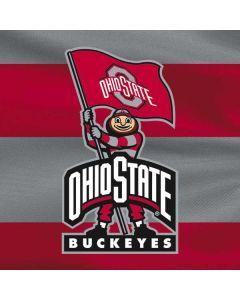 OSU Ohio State Buckeyes Flag Google Home Hub Skin