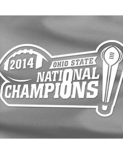 Football Champions Ohio State 2014 Cochlear Nucleus Freedom Kit Skin