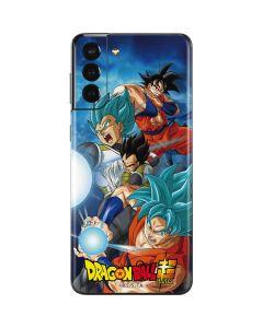 Goku Vegeta Super Ball Galaxy S21 Plus 5G Skin