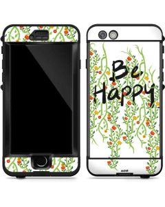 Be Happy LifeProof Nuud iPhone Skin