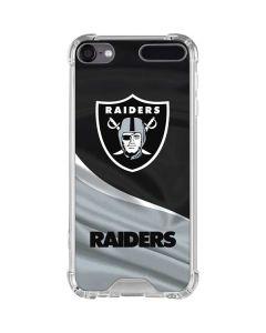 Las Vegas Raiders iPod Touch (5th-6th-7th Gen) Clear Case
