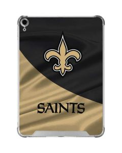 New Orleans Saints iPad Air 10.9in (2020) Clear Case