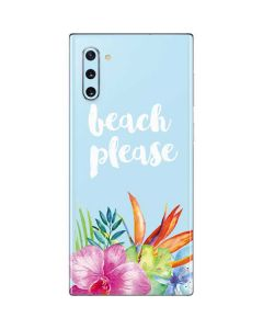 Beach Please Galaxy Note 10 Skin