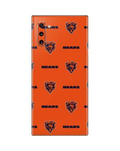Chicago Bears Blitz Series Galaxy Note 10 Skin