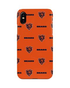 Chicago Bears Blitz Series iPhone XS Max Lite Case