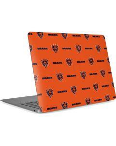 Chicago Bears Blitz Series Apple MacBook Air Skin
