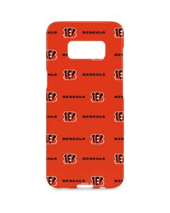 Cincinnati Bengals Blitz Series Galaxy S8 Plus Lite Case