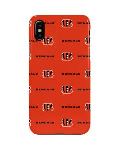 Cincinnati Bengals Blitz Series iPhone XS Max Lite Case