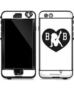 Betty Boop BW LifeProof Nuud iPhone Skin