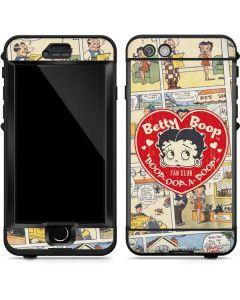 Betty Boop Comic Strip LifeProof Nuud iPhone Skin