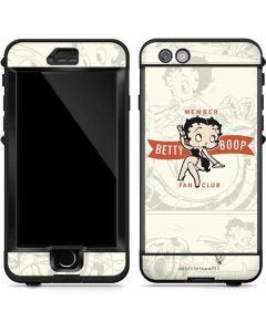 Betty Boop Member Fan Club LifeProof Nuud iPhone Skin