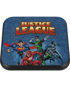 Justice League Heroes Wireless Charger Single Skin