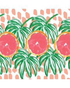 Graphic Grapefruit LifeProof Nuud iPhone Skin