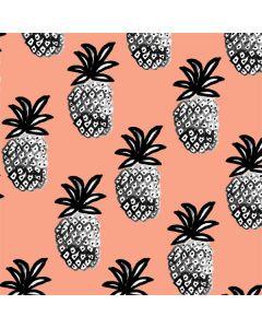 Gray Scale Pineapple LifeProof Nuud iPhone Skin