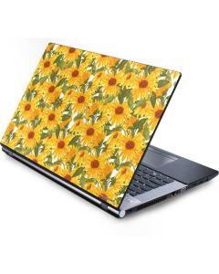 Sunflowers Generic Laptop Skin